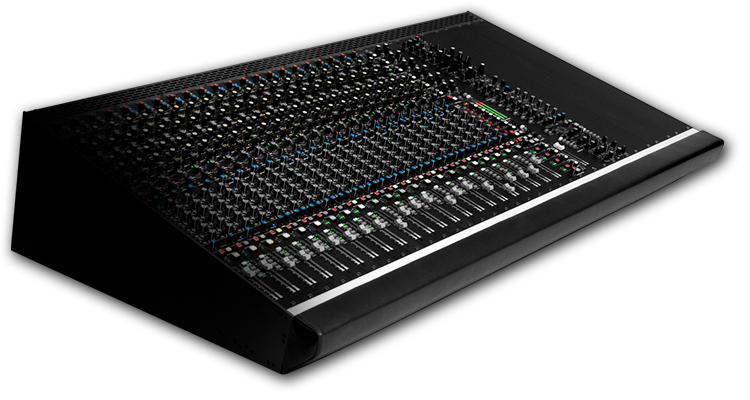 AM1 - Pure Analog Mixing Console