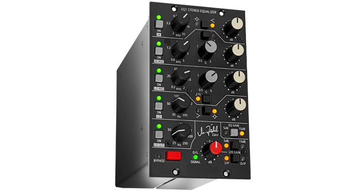 EQ1 Stereo Equalizer